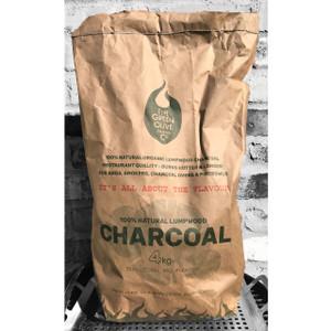 4kg Lumpwood Charcoal Bag