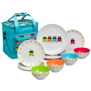 Camper Smiles 13 piece Set