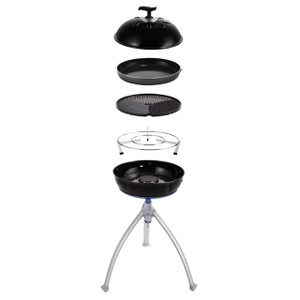 Grillo Chef 2 BBQ/Chef Pan Combo