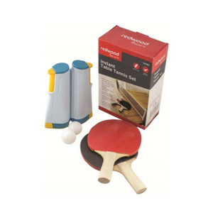 Redwood Instant Table Tennis Set