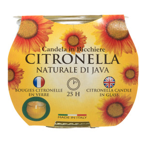 Prices Citronella Small Jar