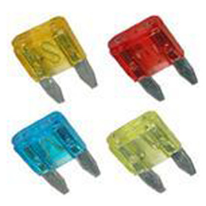 W4 Mixed Mini Blade Fuses