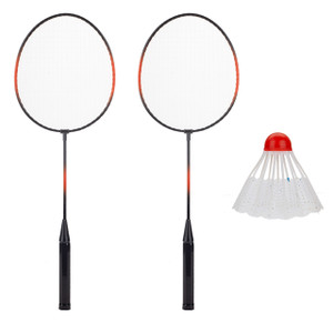Metal Badminton Set