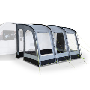 Kampa Dometic Rally 390-Pearl Grey - 2020