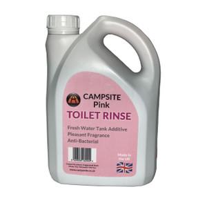 Campsite Pink Toilet Rinse - 2 litre