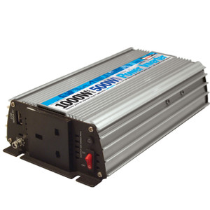 500 watt / 1000 watt Peak Inverter