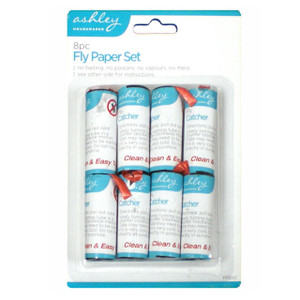 8pc Fly Paper Set