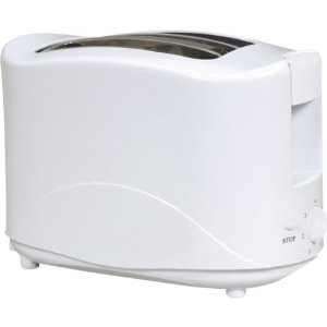 Low Wattage 2 Slice Toaster