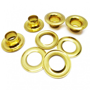 W4 Brass Eyelets