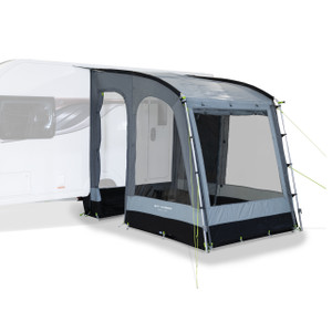 Kampa Dometic Rally 200 - 2020 Model - Pearl Grey