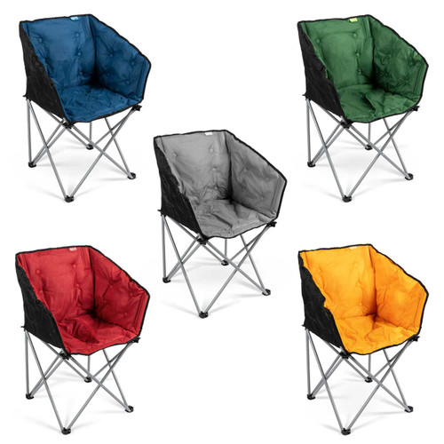 Kampa Tub Chair - assorted colours