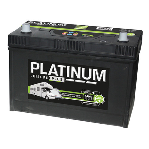 Platinum Leisure Battery 110Amp