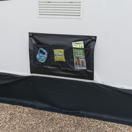 Double Wheel Arch Cover - Limpet System