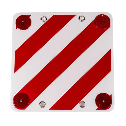 Warning Signal - Plastic with Reflectors