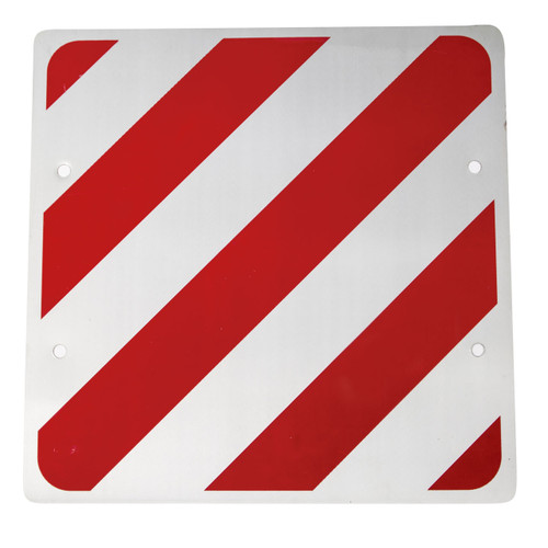 Warning Signal - Aluminium