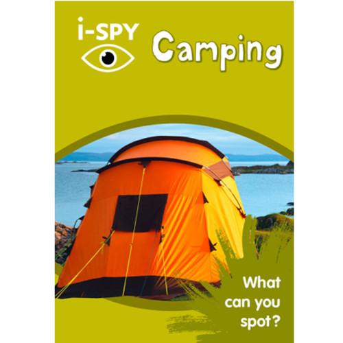 I Spy Camping Book