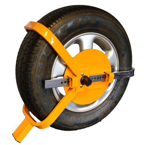 "Universal Wheel Clamp 13"" - 17"""