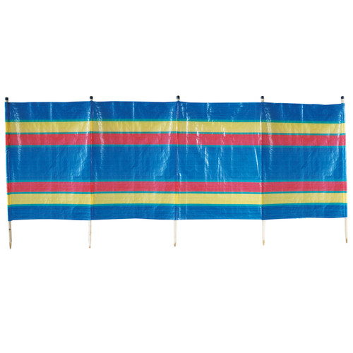 5 Pole Beach Windbreak