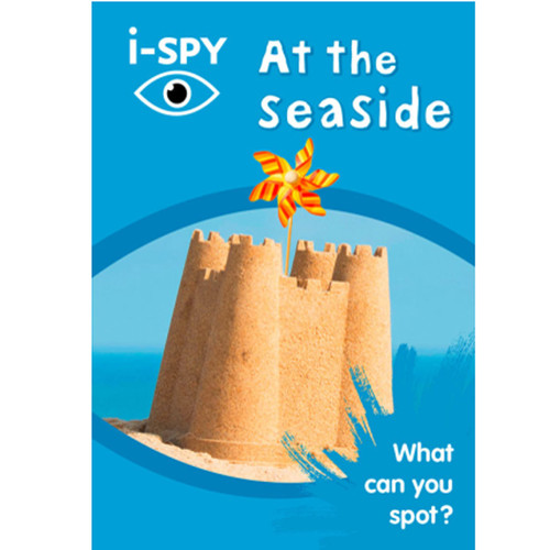I Spy At The Seaside Book