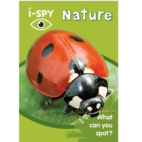 I Spy Nature Book