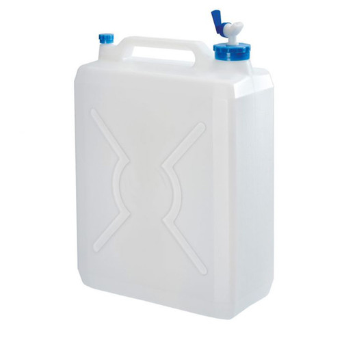 10l Jerrycan Water Carrier with Tap