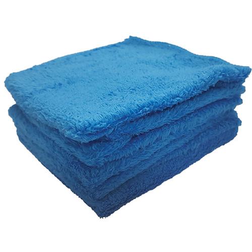 Pack 5 Super Soft Polishing Cloths