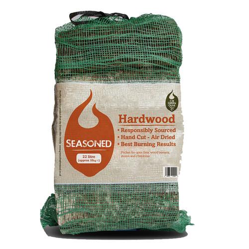 Seasoned Hardwood Nets 10kg