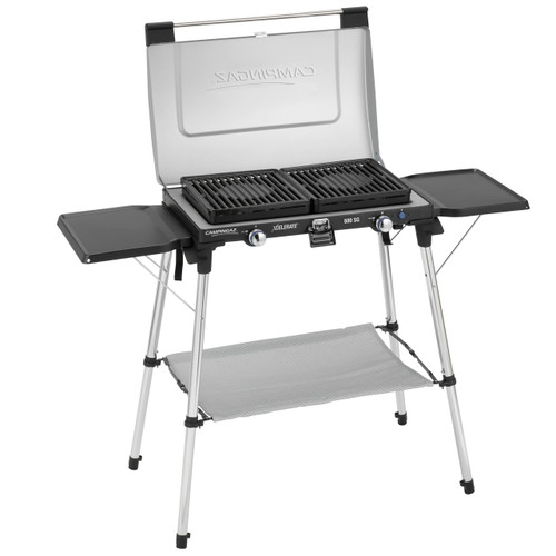 Campingaz 600 SG Double Burner & Grill With Stand