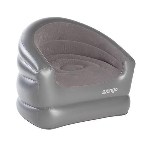 Vango Inflatable Chair Grey
