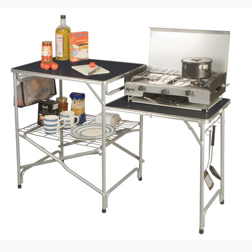 Kampa Colonel Field Kitchen - Does not include show accessories