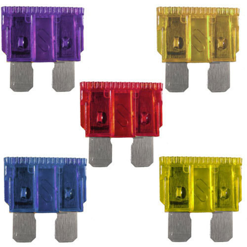 W4 Mixed Blade Fuses