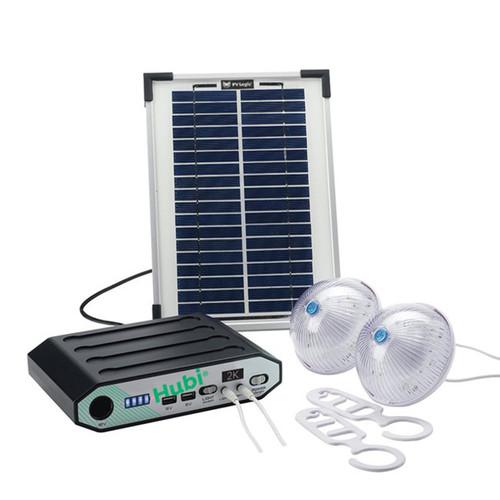 HUBi Go 2k Lighting & Power System