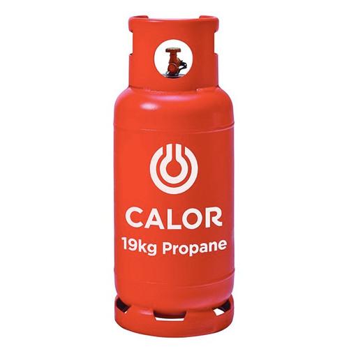 Calor Gas 19kg Propane Refill