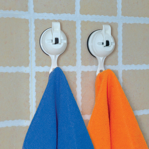 Leisurewize 2Pcs Suction Hooks