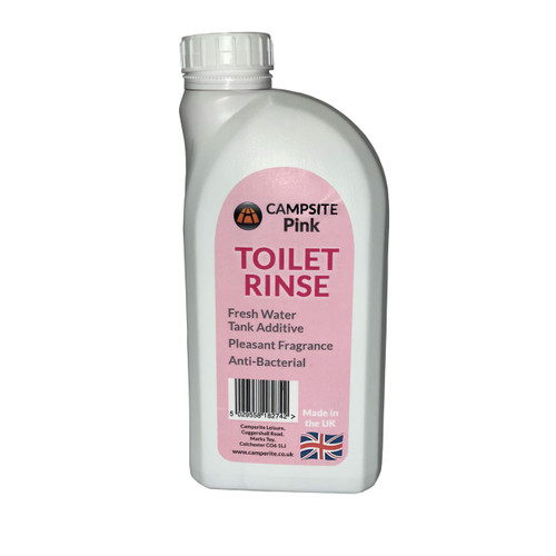 Campsite Pink Toilet Rinse 1 litre