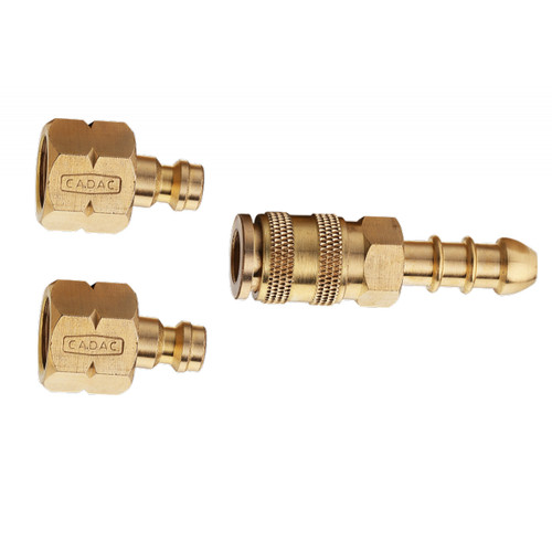 Cadac Two-Piece Quick Release Coupling