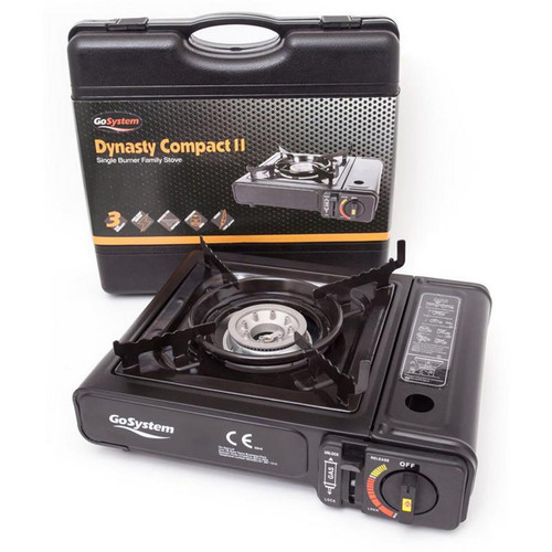 Go System Dynasty II Compact Stove