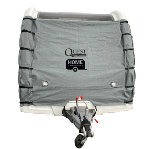 Quest Caravan Breathable Towing Cover Pro