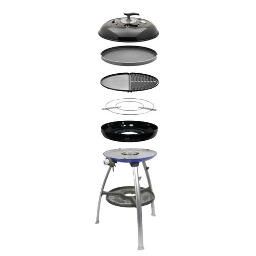 Cadac Carri Chef 50 BBQ/Plancha-Chef Pan Combo