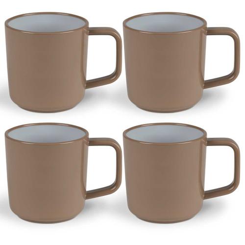 Kampa Coffee Mug Set x4