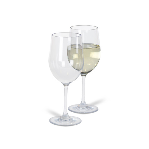 Kampa Noble White Wine Glass 2pk