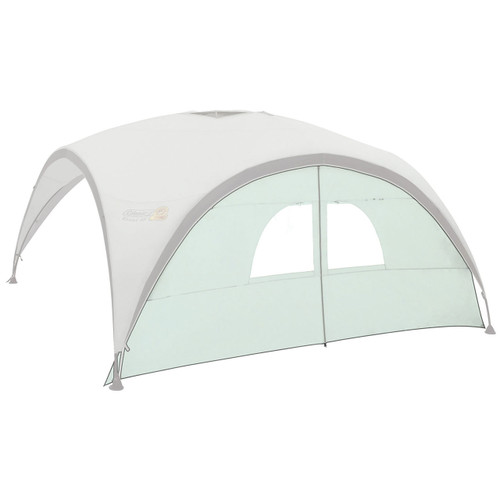 Coleman Event Shelter Pro L Sunwall With Door (Silver)
