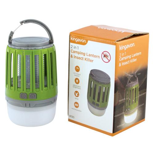 Kingavon 2-1 Camping Lantern & Insect Killer