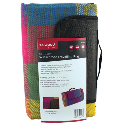 Redwood Waterproof Travelling Rug