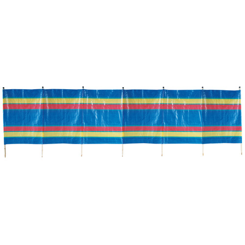 7 Pole Beach Windbreak