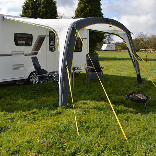 Maypole Inflatable Canopy For Caravans/Motorhomes