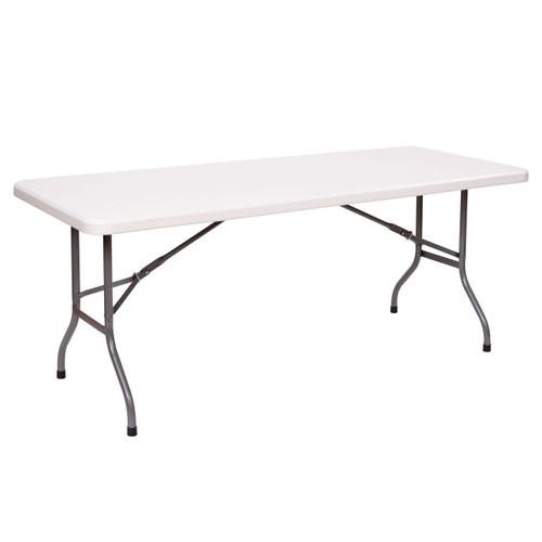 1.8m Heavy Duty Folding Table