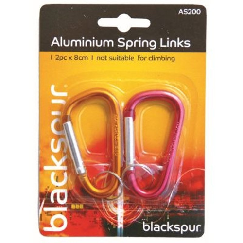 Aluminum Spring Links