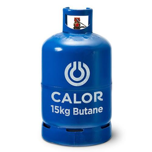 Calor Gas 15kg Butane Refill