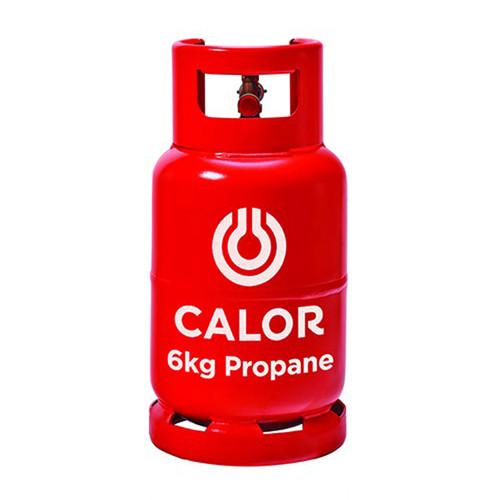 Calor Gas 6kg Propane Refill